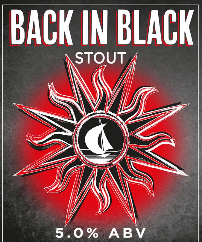 Back In Black Stout