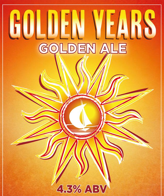 Golden Years Golden Ale